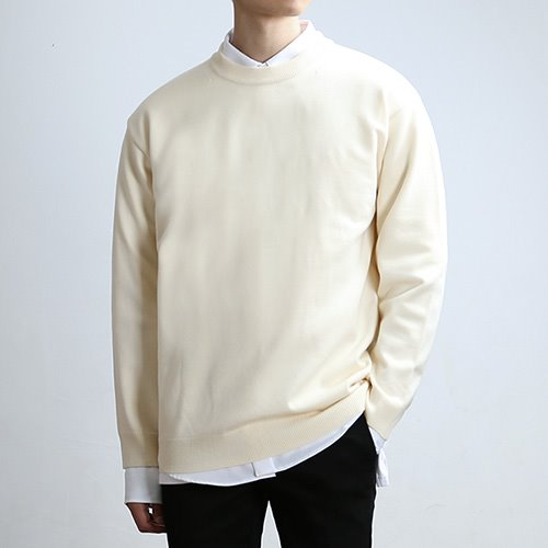 TEN GAUGE DANDY KNIT (CREAM)