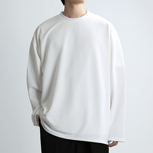PONTER WIDE SLEEVES (WHT)