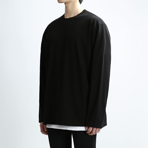 SOFT KNIT.TEX (BLACK)