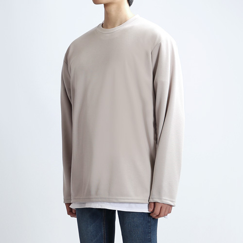 SOFT KNIT.TEX (SILVER BEIGE)