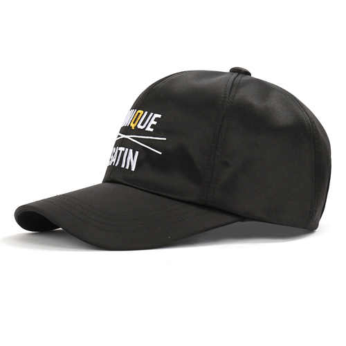 Incredible U.Satin Cap TwinkleBlack