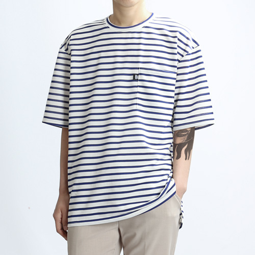 Sail Pocket Stripe (Blue)